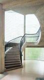 Modernes Treppenhaus Stockfotos