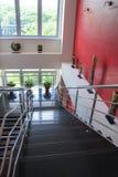 Modernes Treppenhaus Lizenzfreies Stockfoto