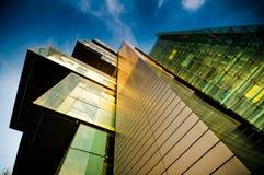 Modernes Unternehmensgebäude Lizenzfreies Stockfoto