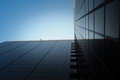 Modernes Unternehmensgebäude stockbild