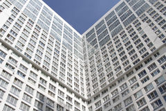 Modernes Wohn lizenzfreie stockfotografie