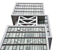 Modernes Wolkenkratzer-Design Stockfoto