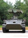 Moderniserat anti--flygplan missilsystem Fotografering för Bildbyråer
