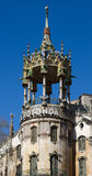Modernism style building La Rotonda Royalty Free Stock Image