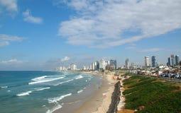 Modernismo a Tel Aviv, Israele fotografia stock