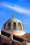 Modernist dome Royalty Free Stock Photo