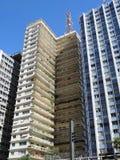 Modernist residential buildings Stock Photo