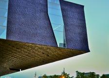 Modernista di Edificio - Barcellona España fotografie stock libere da diritti