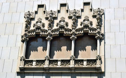 Modernistisches Fenster lizenzfreies stockbild