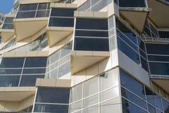 Modernistisches Gebäude-Design Lizenzfreie Stockbilder