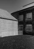 Modernistyczna architektura - Aarhus uniwersytet Obraz Stock