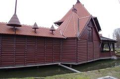 Modernizmu budynek w Palic Obraz Royalty Free