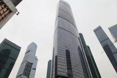 moderno alto di costruzione Immagine Stock Libera da Diritti