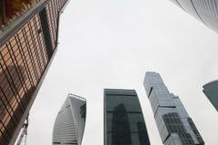 moderno alto di costruzione Immagine Stock
