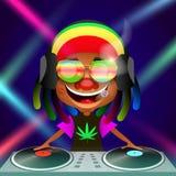 Moderno DJ novo Foto de Stock