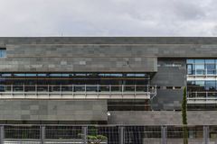 Moderno Edificio Στοκ φωτογραφία με δικαίωμα ελεύθερης χρήσης