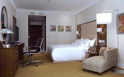 moderno interno della camera da letto Immagini Stock