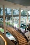moderno interno di costruzione Fotografie Stock Libere da Diritti