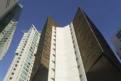 Moderns budynki Zdjęcie Stock