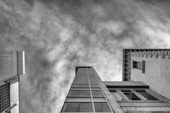 Moderns byggnad Arkivbilder