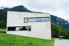 modernt byggande Arkivbilder