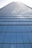 modernt byggnadsexponeringsglas Royaltyfri Fotografi