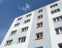modernt byggnadshotell royaltyfri foto