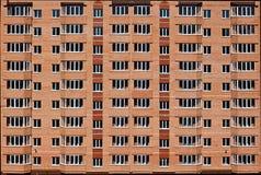 modernt flerfamiljshus Royaltyfri Foto