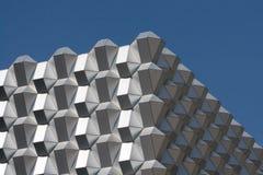 modernt fragment för byggnadsdresden facade Royaltyfria Bilder