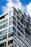 Modernt Glass torn i Seattle Arkivbilder