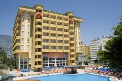 modernt hotell Royaltyfria Foton