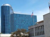 Modernt hotell för 1000 rum Arkivfoton