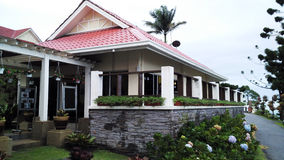 modernt hus Royaltyfri Foto