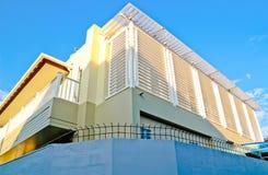 Modernt hus i Thailand Royaltyfri Bild
