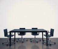 Modernt inre kontor stock illustrationer