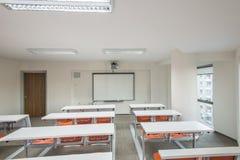 modernt klassrum Royaltyfri Fotografi