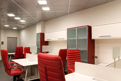 modernt kontor 3 Royaltyfria Foton