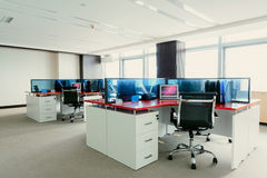 modernt kontor Royaltyfri Fotografi