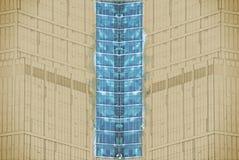 modernt kontor för byggnader Arkivfoton