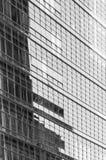 modernt kontor för byggnadsfacade Royaltyfri Bild
