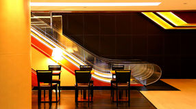 modernt kontor för lobby arkivfoto