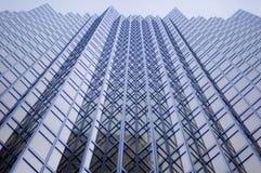modernt kontor utomhus toronto för arkitektur Arkivbilder