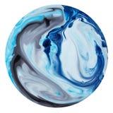 Modernt marmorera texturerad färg abstrakt akrylmålning Lyxig stentapet vektor illustrationer