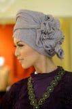 Modernt muslimmode Royaltyfri Foto