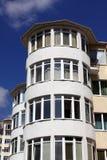 modernt nytt för lägenheter Royaltyfria Bilder