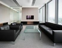 modernt nytt kontor Fotografering för Bildbyråer