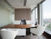 modernt nytt kontor Arkivfoto