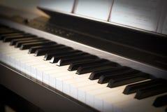modernt piano Royaltyfria Bilder