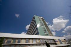 modernt sjukhus Royaltyfria Bilder