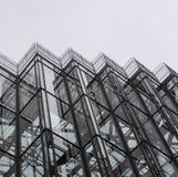 modernt stads- för arkitektur Arkivfoton
